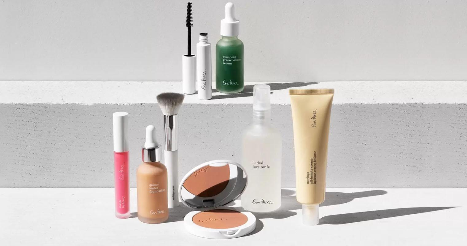 ERE PEREZ • Shop Online • Natural Skincare & Makeup • 23 St Beauty